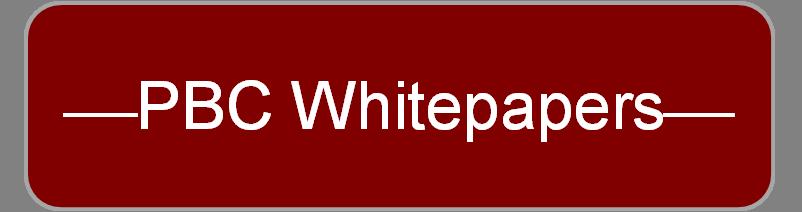 Full List of PBC Whitepapers
