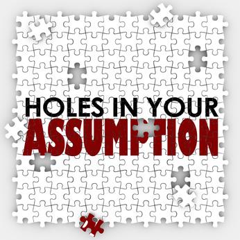 Assumption-Based Leadership