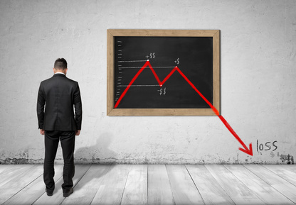 Businesses fail because they cannot cope with volatility.