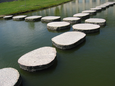 Stepping Stones for Planning