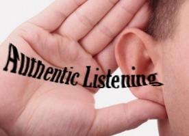 Authentic Listening