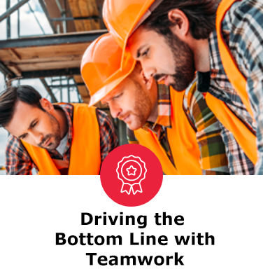 Driving the Bottom Line with Teamwork - The Five Behaviors success story