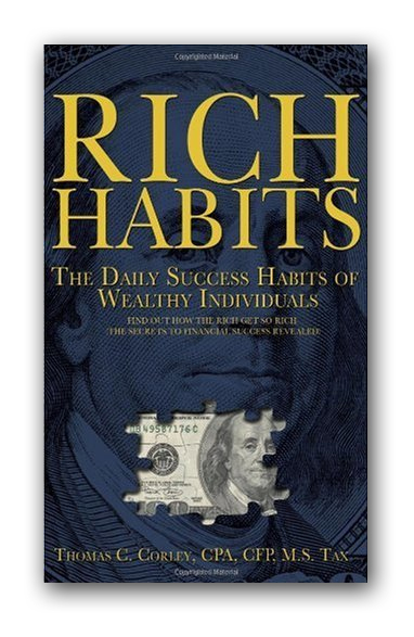 Rich Habits by Thomas Corley