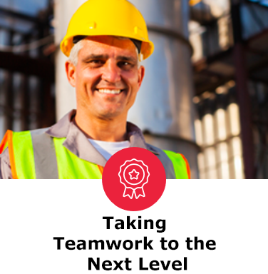 Taking Teamwork to the Next Level - The Five Behaviors success story