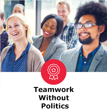 Teamwork Without Politics - The Five Behaviors success story
