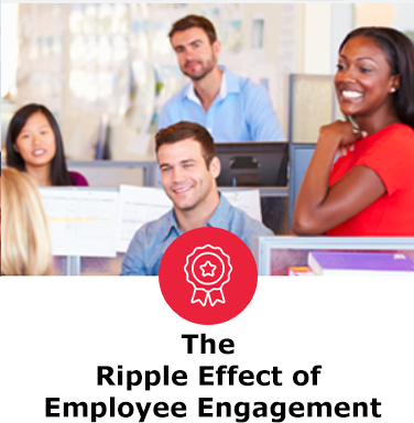 The Ripple Effect of Employee Engagement - The Five Behaviors success story