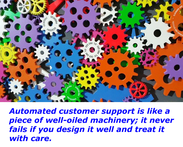 Reduce operational expenses with customer support automation