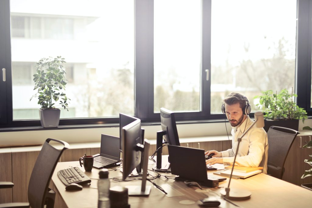 What is automated customer service